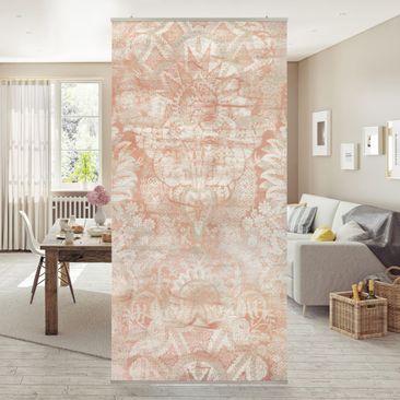 Produktfoto Raumteiler - Ornamentgewebe I - 250x120cm