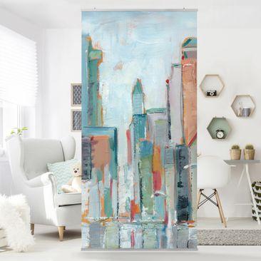 Immagine del prodotto Tenda a pannello - Downtown I contemporanea - 250x120cm