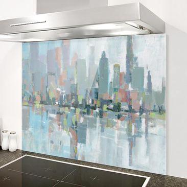 Immagine del prodotto Paraschizzi in vetro - Città metropolitana I - Orizzontale 3:4