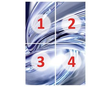 """Product picture Photo wall mural no.159 """"LIGHTS""""..."""