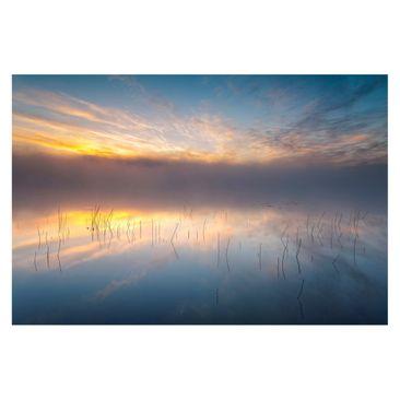 Immagine del prodotto Carta da parati - Alba Lago svedese