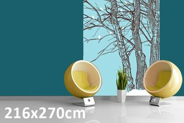 Product picture Photo Wall Mural Winter Trees