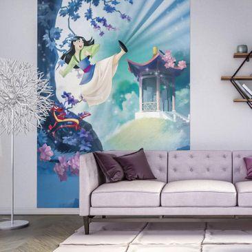 Produktfoto Disney Kindertapete - Mulan - Komar Fototapete