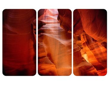 Product picture Wall Mural Antelope Canyon Triptych I
