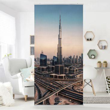 Immagine del prodotto Tenda a pannello - Serata A Dubai - 250x120cm