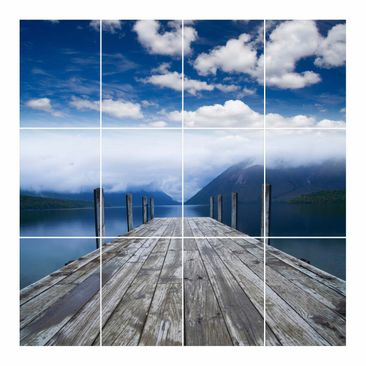 Product picture Tile Mural Nelson Lakes National Park
