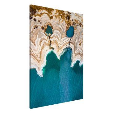 Immagine del prodotto Lavagna magnetica - Laguna In Israele - Formato verticale 2:3