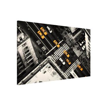 Produktfoto Magnettafel - New York City Cabs - Memoboard Querformat 2:3