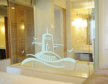 Product picture Window Sticker no.UL681 Submarine Boat