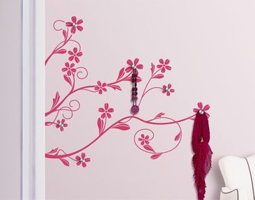 Produktfoto Wall Decal Hook no.IS29 Blossom Tendril