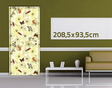 Product picture Door Wall Mural Dreamlike Summer