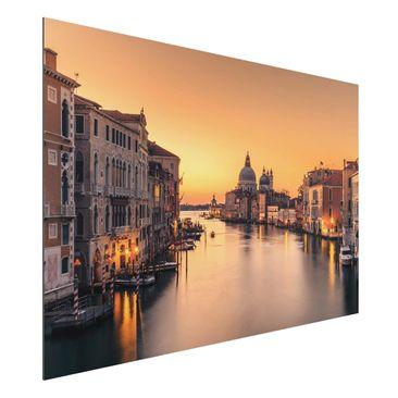 Immagine del prodotto Stampa su alluminio - d'oro Venezia - Orizzontale 2:3