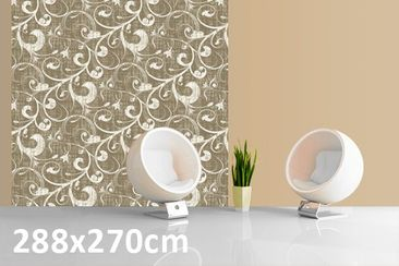 Product picture Photo Wall Mural Ornamental Structure