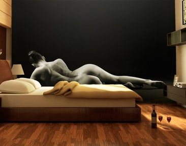 Produktfoto Photo Wall Mural Lying Female Nude