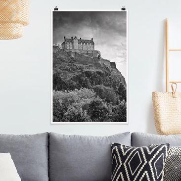 Immagine del prodotto Poster - Castello di Edimburgo II - Verticale 3:2