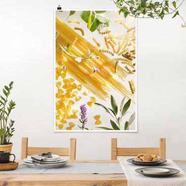 Immagine del prodotto Poster - Pasta! Pasta! - Verticale 3:2