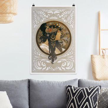 Produktfoto Poster - Sophie - Hochformat 3-2 Material matt Artikelnummer 249794-CU