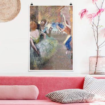 Immagine del prodotto Poster - Edgar Degas - Scene Ballet - Verticale 3:2