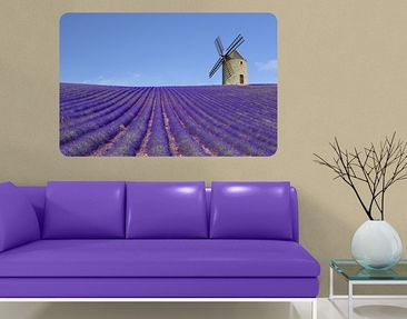 Produktfoto Wall Mural Scent Of Lavender In The...