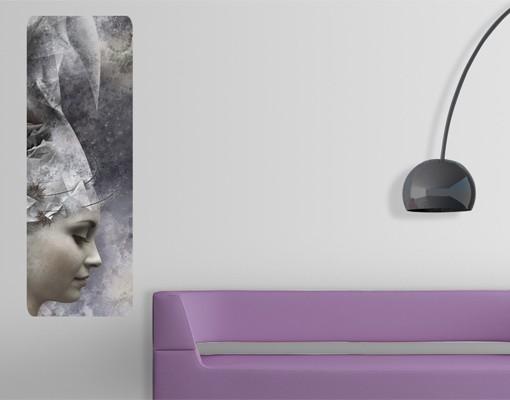 Produktfoto Selbstklebendes Wandbild Unordinary Girl