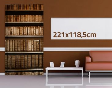 Product picture Door Wall Mural Old Archive