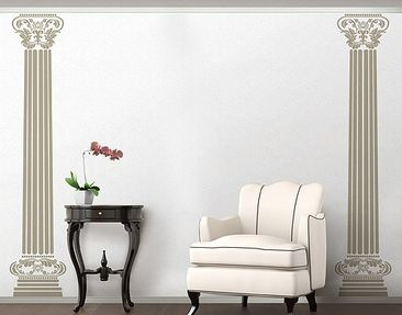 Product picture Wall Decal no.RS29 The Columns Of...