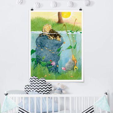 Produktfoto Poster - Pony Leo - Hochformat 4:3