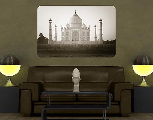 Produktfoto Selbstklebendes Wandbild Taj Mahal
