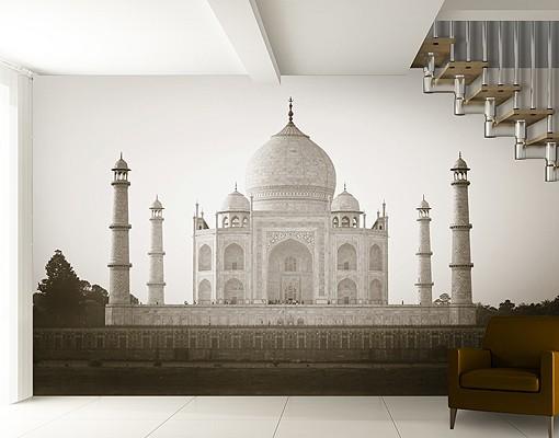 Selbstklebende Tapete - Fototapete Taj...