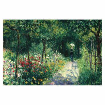 Produktfoto Fototapete Premium - Auguste Renoir - Frauen im Garten - Fototapete Breit