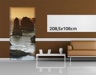 Product picture Door Wall Mural The Twelve Apostles Of...