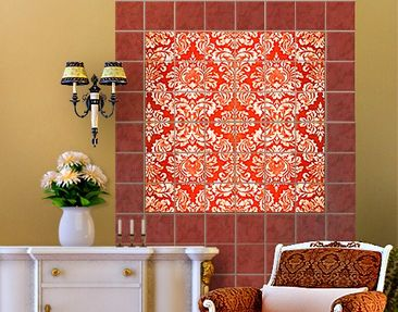 Produktfoto Tile Mural Baroque Wallpaper