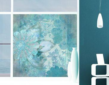 Immagine del prodotto Decorazione per finestre Winter Flowers