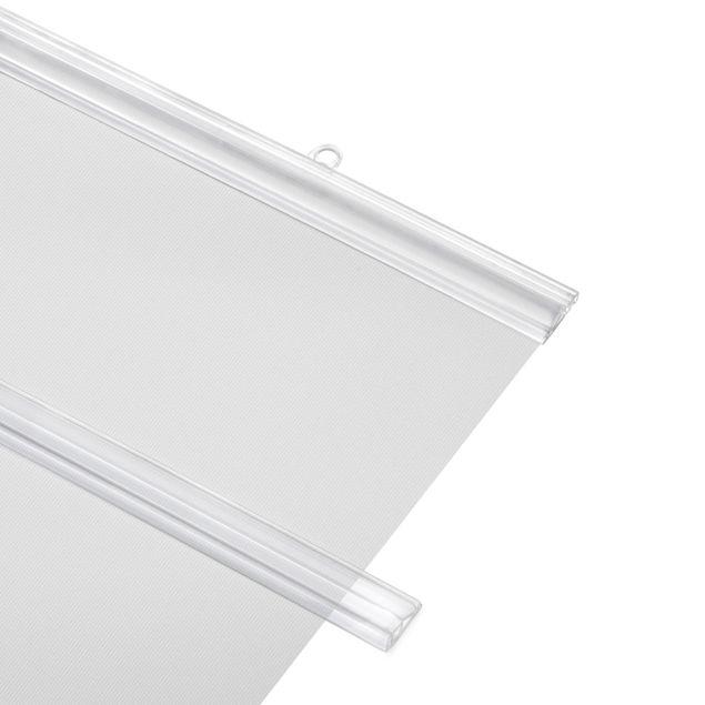 Produktfoto Raumteiler - Rosa Pfingstrosen mit Blättern - 250x120cm