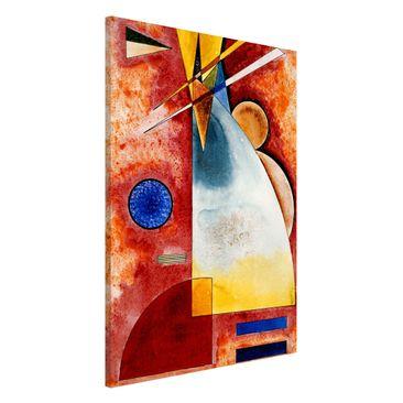 Produktfoto Magnettafel - Wassily Kandinsky - Ineinander - Memoboard Hochformat 3:2