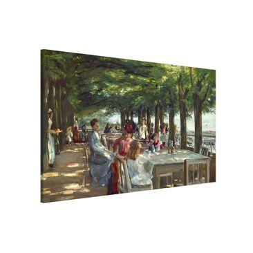 Immagine del prodotto Lavagna magnetica - Max Liebermann - The Terrace Restaurant Jacob - Formato orizzontale 3:2