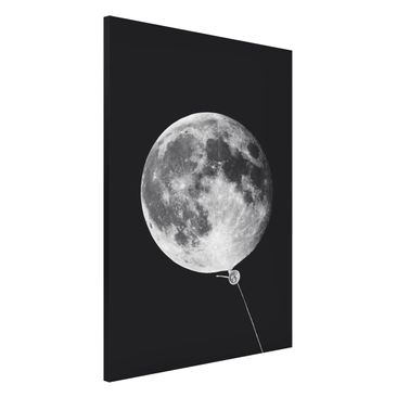 Product picture Magnetic Board - Balloon With Moon -...