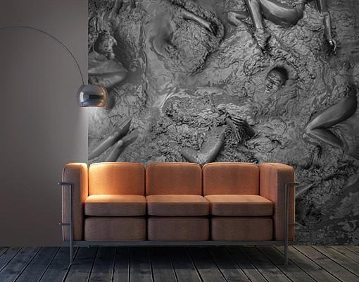 selbstklebende tapete fototapete aufw hlendes bad. Black Bedroom Furniture Sets. Home Design Ideas