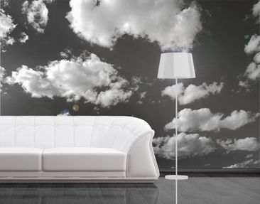 Produktfoto Photo Wall Mural Clouded Sky II