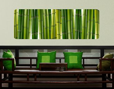 Product picture Wall Mural Bamboo Plants