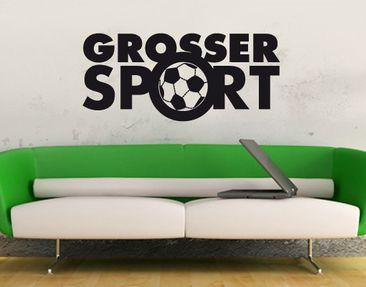 Produktfoto Wall Decal no.UL689 Great Sport