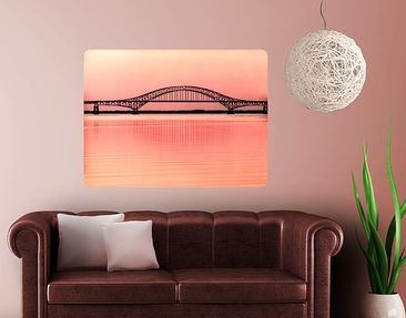 Produktfoto Wall Mural The Fire Island Inlet Bridge