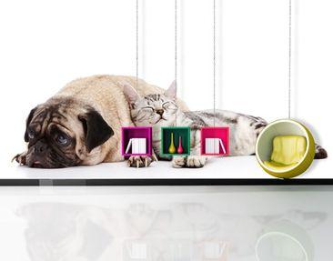 Immagine del prodotto Carta da parati adesiva - Best Friends