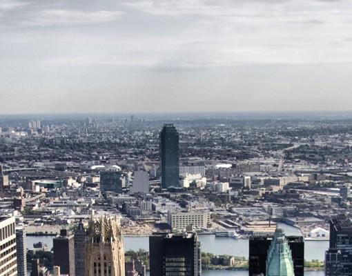 Produktfoto Fliesenbild Mitten in New York