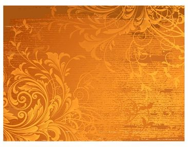 Product picture Window Mural Golden Flora