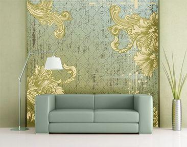 Produktfoto Photo Wall Mural Floral Baroque