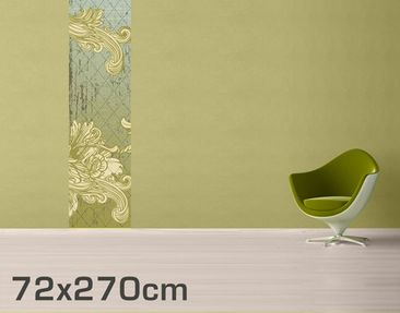 Product picture Photo Wall Mural Floral Baroque