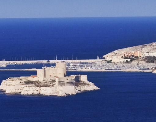 Produktfoto Fliesenbild Marseille