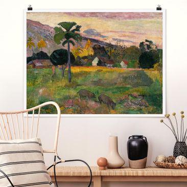 Immagine del prodotto Poster - Paul Gauguin - Come Here - Orizzontale 3:4