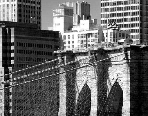Produktfoto Selbstklebendes Wandbild New Yorker Wahrzeichen II